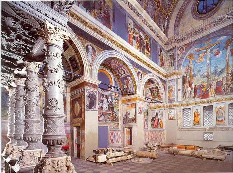 Coro Monache brescia