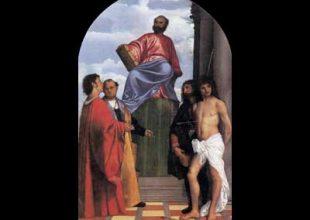Miniatura per l'articolo intitolato:Tiziano Vecellio e i misteri nei suoi quadri degni di una escape room